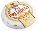 Бри президент с белой плесенью